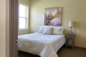 Assisted Living Community One Bedroom Picture in Michigan City IN