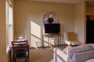 Studio Apartment in Terre Haute IN at Silver Birch Senior Living Community